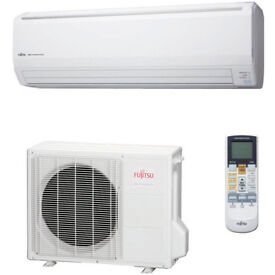 Fujitsu Wall Mount 3.5KW Air Conditioning System