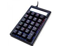 Ducky Pocket RGB Mechanical Keyboard Calculator