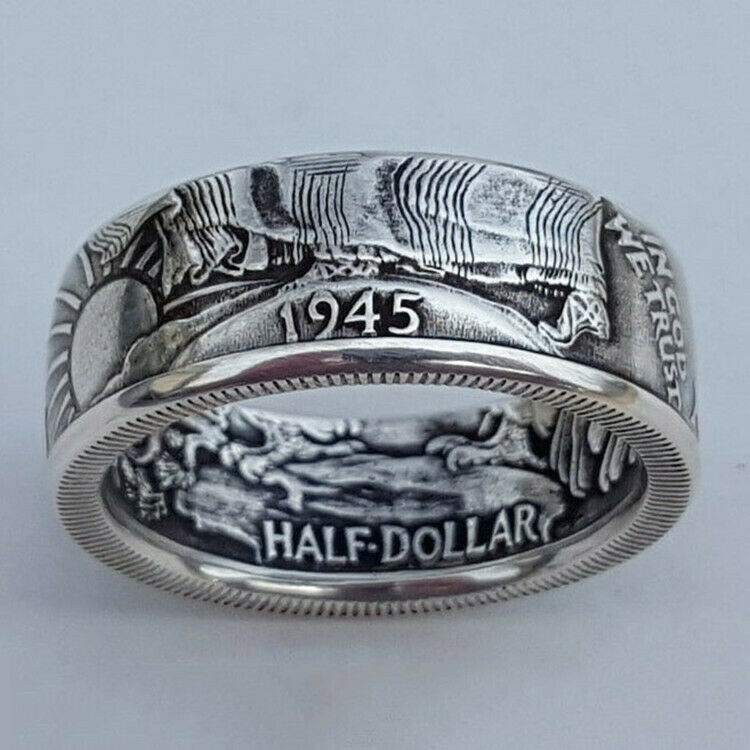 Jewellery - Fashion 925 Silver Rings for Men Jewelry Party Rings Free Shipping Size 7-13