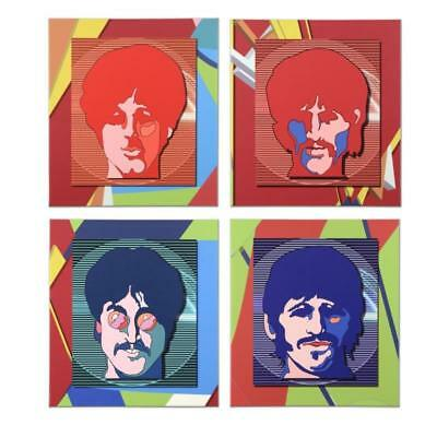 Sea Of Science Experience  Set Of 4  By Beatles  The Lot 271