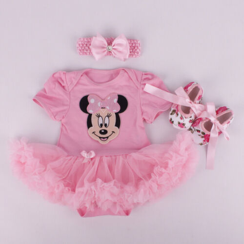 Reborn Clothing Newborn Dress Baby Girl Doll 20-22
