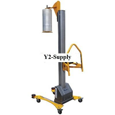 New Pallet Stretch Wrapper Machine 95 Roll Capacity Lbs 2 - 86 Wrap Height