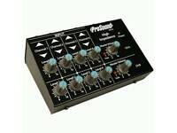 ProSound 4 Channel Stereo (8 Channel Mono) Mixer