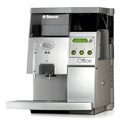 Saeco Royal Function Coffee Fully Automatic Espresso COFFEE Machine OPEN BOX