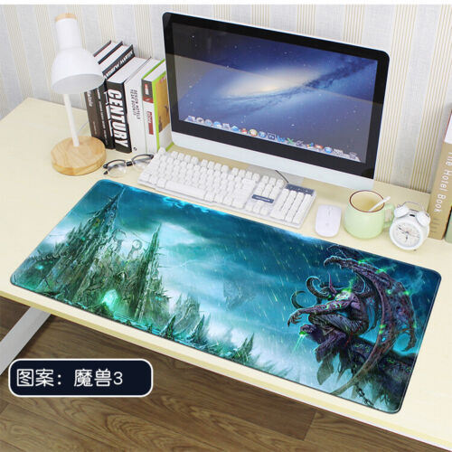 Keyboard Mat Gaming WOW3 Mouse Pad Cool And Fashionable World of Warcraft Large