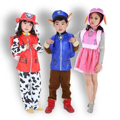 Paw Patrol Skye Chase Marshall Kinder Karneval Fasching Kostüm - Paw Patrol Skye Kind Kostüm