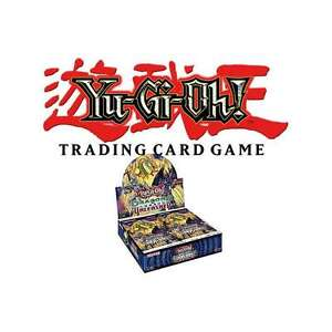 Yu Gi Oh DRAGONs OF LEGEND UNLEASHED Booster