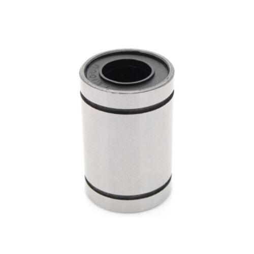 Size : 12PCS WANGYOUCAO 10pcs//lot LM8UU 8mm 8x15x24mm Linear Ball Bearing Bush Bushing 8mmx15mmx24mm for 3D Printer 3D Printing Accessories