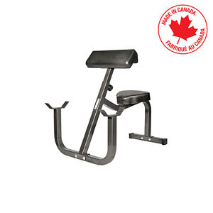 FITNESS DEPOT NORTHERN LIGHTS Preacher Curl Seated NLCURL