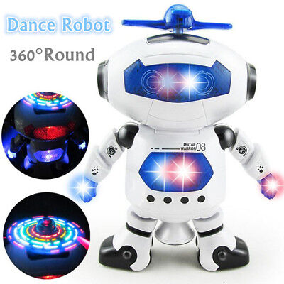 Toy For Kids Robot Educational For Age 2 3 4 5 6 7 8Year Old Boy Cool Xmas Gift