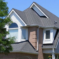 Brantford roofing professionals at your service.
