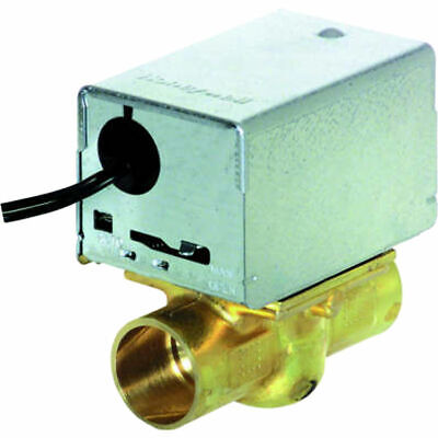 Honeywell V8043a1037 24v 1quot Sweat N.c. Zone Valve
