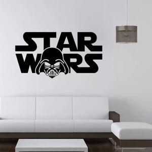 Autocollant murale Star Wars 30cmX56cm