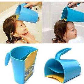Job lot of x48 kids / children's no tears shampoo rinse cup