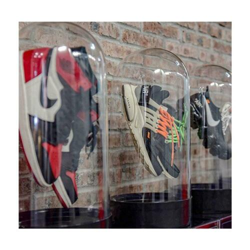Sneaker Capsule | Floating Display Cases Shoes Display Box Luxury Shoe Box