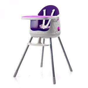 Keter High Chair - Purple