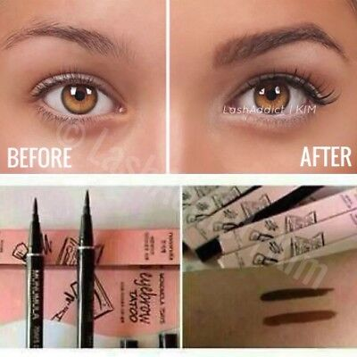 7 Days Eyebrow Tattoo Pen - US SELLER ✨ Microblading Effect Pencil make Up BROWN
