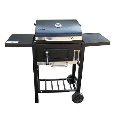 Barbacoas de carbón Barbacoa portatil, BBQ con Soportes