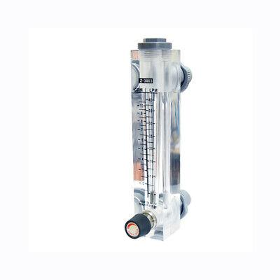 Industrial Valve-Type Acrylic Flowmeter Z-3002T (2~18LPM)