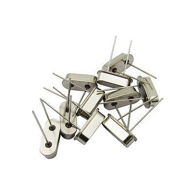 15 Values 15pcs Hc-49s Crystal Oscillator 11.0592m 12m 32.768k Assortment Kit