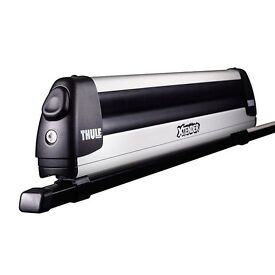 THULE - Xtender. Roof Rack for skis/ snowboard