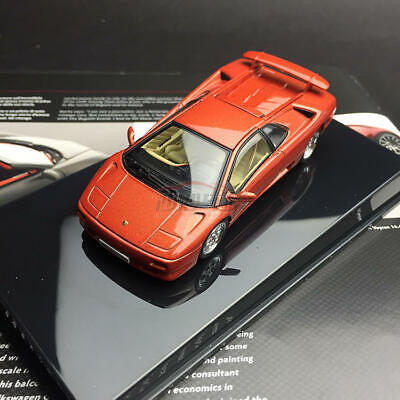 New Autoart 1/43 Lamborghini Diablo VT 1993 diecast car model Met orange 54572