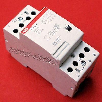 ABB Installationsschütz ESB24-31  230-240 V AC/DC