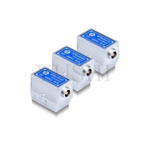 YUSHI Ultrasonic Angle Beam Probe 4MHz 8*9mm 45 60 70 Degrees Lemo00 Connector
