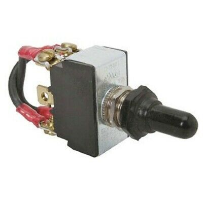 Heavy Duty Forward - Stop - Reverse Toggle Switch 15a 250 Vac 20a 125 Vac