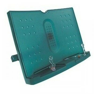 Actto Green Portable Reading Stand/Book stand Document Holder (180 angle