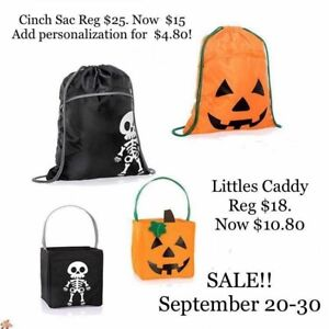 Halloween Bags & Totes