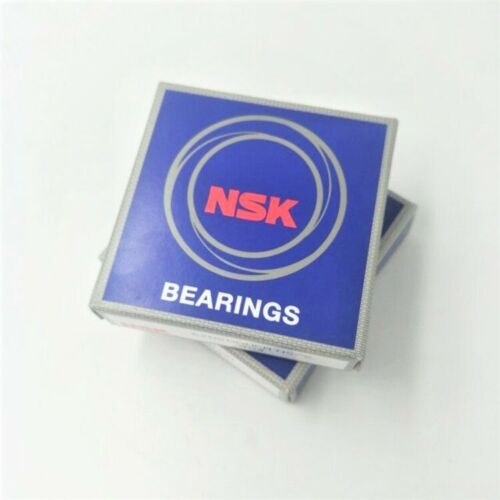 1 x 6203 2RS C3 / DDUC3 NSK 2 RUBBER SHIELDED BALL BEARING 17X40X12CM NEW
