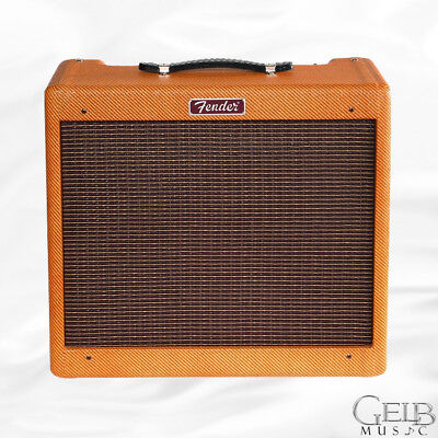 Fender Limited Edition Blues Junior Lacquered Tweed Tube Amp - 0213205700