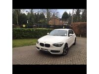 BMW 1 series 5dr 116d 2014 model