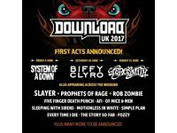 Download Festival 2017 VIP package