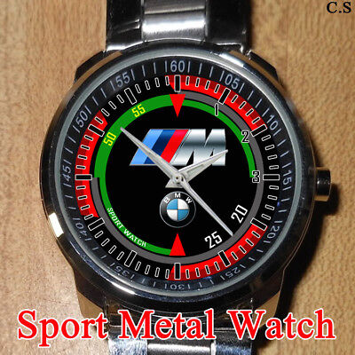 Best Reloj !! BMW M3 M5 X3 X5 X6 Sport Metal Watch Limited Edition for sale  Shipping to Canada
