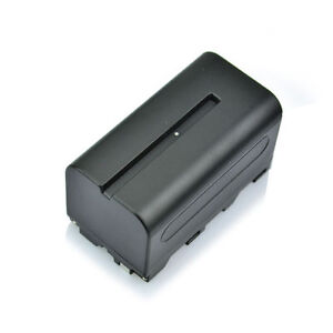 Battery And Charger NP F550,570,750,770,950,970, NP FM500H