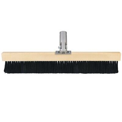 Kraft Tool Gator Concrete Broom 48 Coarse .022 Poly Horsehair Broom