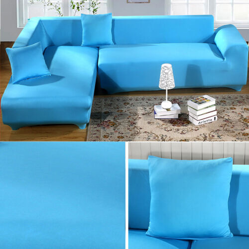 L shape sofa removable stretch sofa slipcover couch pillow for L shaped sofa colors