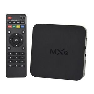 Click & watch, full entertainment with an android box.
