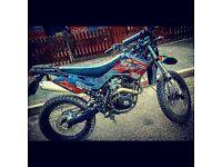 White Knuckle Trail 125cc