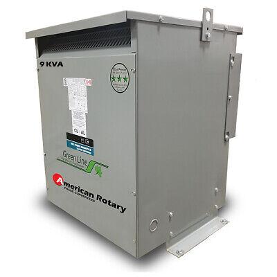 9 Kva 240d208d Volt Primary To 208d240d Volt Secondary 3 Phase Transformer