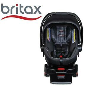 NEW BRITAX INFANT CAR SEAT E9LV26C 267746216 B SAFE 35 ELITE DOMINO