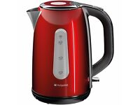 Hotpoint WK30MDR0 Kettle Red 1.7L Was: £49.99