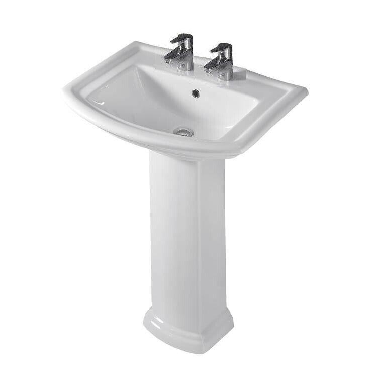 5 Yr Guarantee Chrome 1.25/'/' Unslotted Turn Over Bathroom Sink Basin Waste