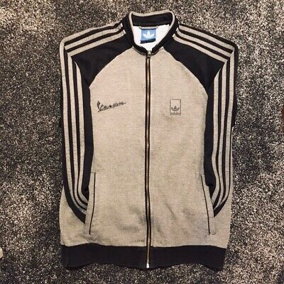 Adidas Orginals Vespa Seefeld Zip Track Top