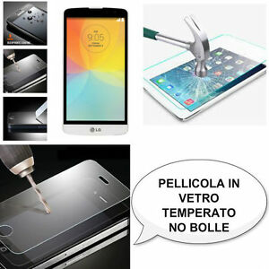 """Pellicola IN Vetro temperato TEMPERED GLASS 9H PER ASUS ZENFONE MAX Z010D 5.5"""" - Italia - L'oggetto può essere restituito - Italia"""