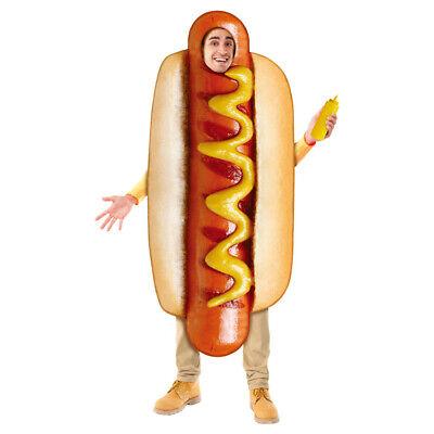 Parodie für Erwachsene / Kinder Halloween Party Maskerade Cosplay Hot Dog