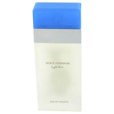 Light Blue by Dolce & Gabbana 3.4 oz EDT Spray TESTER Perfume for Women