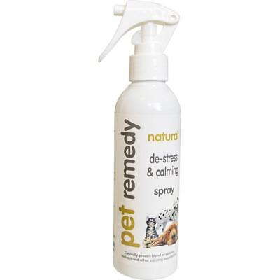 sh7 Pet Remedy Spray Natural Calming Stress Relief For Dog Cat Horse 200ml